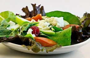 vegansk mat